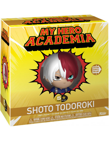 My Hero Academia Shoto Todokori - 5 Star Figurine de collection Standard