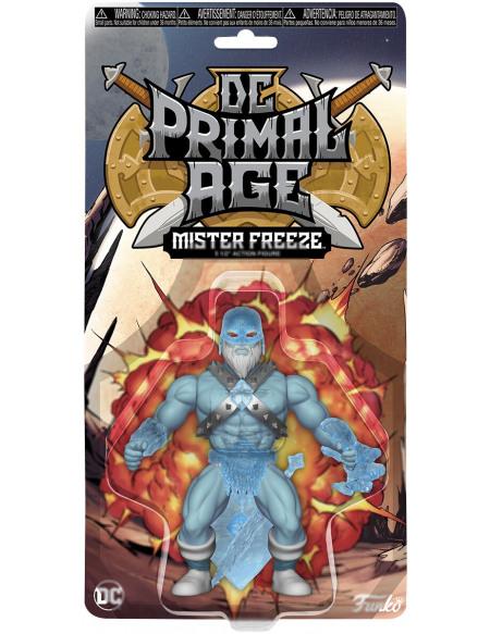 Batman Primal Age - Mr. Freeze Figurine articulée Standard