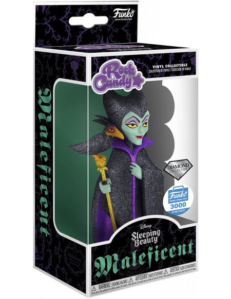 Maleficent Maléfique (Éd. Diamond) (Funko Shop Europe) - Rock Candy Figurine de collection Standard