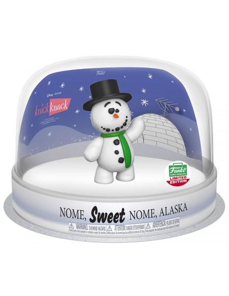 Knick Knack Nome, Sweet Nome, Alaska (Funko Shop Europe) - Boule À Neige Figurine de collection Standard