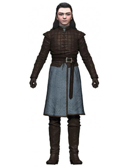 Game Of Thrones Figurine D'Action Arya Stark Figurine articulée Standard