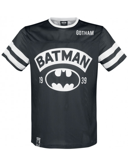 Batman Gotham 1939 T-shirt noir/blanc