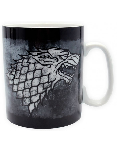 Game Of Thrones Stark - Winter Is Coming Mug multicolore