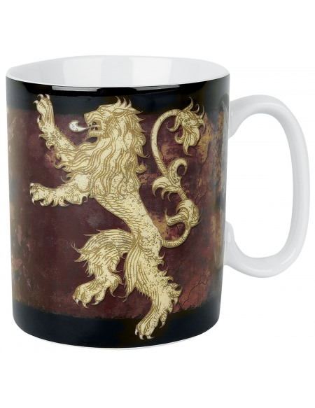 Game Of Thrones Lannister - Hear me Roar Mug multicolore