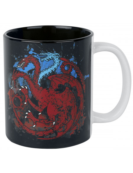 Game Of Thrones Targaryen - Viserion Mug multicolore