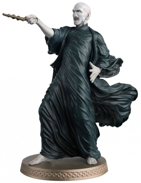 Harry Potter Figurine de Collection Wizarding World - Lord Voldemort Figurine de collection Standard