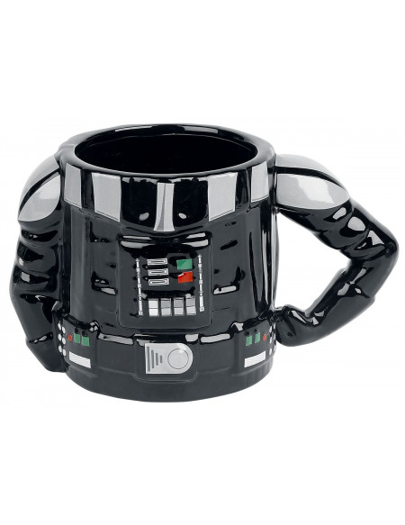 Arm Mug 3D Star Wars Dark Vador