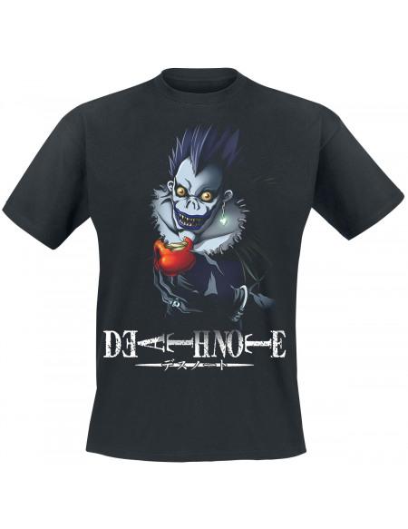 Death Note Regard De Ryuk T-shirt noir