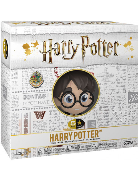 Harry Potter 5 Star - Harry Potter Figurine de collection Standard