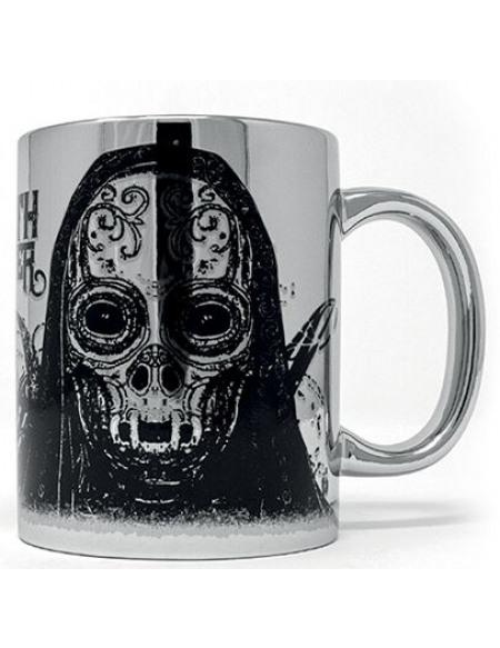 Harry Potter Death Eater Mug argent/noir