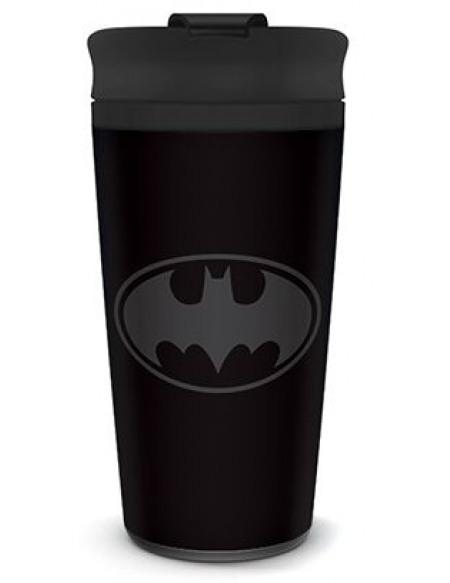 Batman Straight Outta Gotham Mug isotherme noir