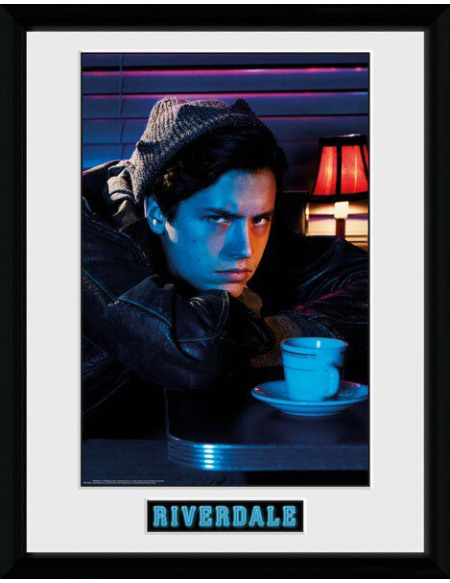 Riverdale Jughead Photo encadrée multicolore