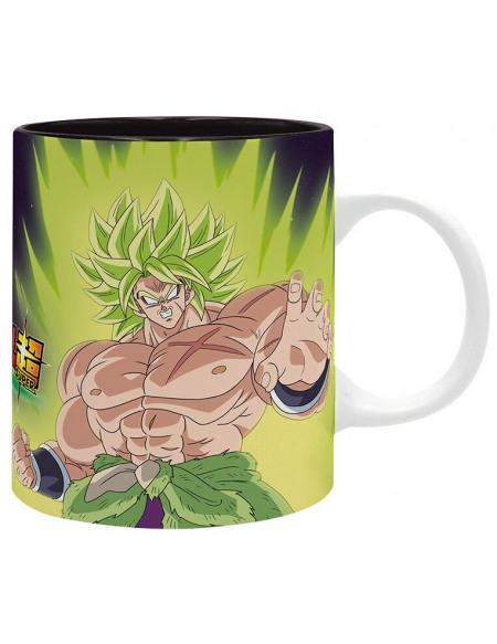 Dragon Ball Dragon Ball Super Broly - Goku Vegeta Mug multicolore