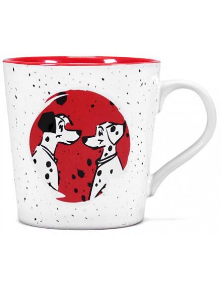 Les 101 Dalmatiens But First Coffee Mug multicolore