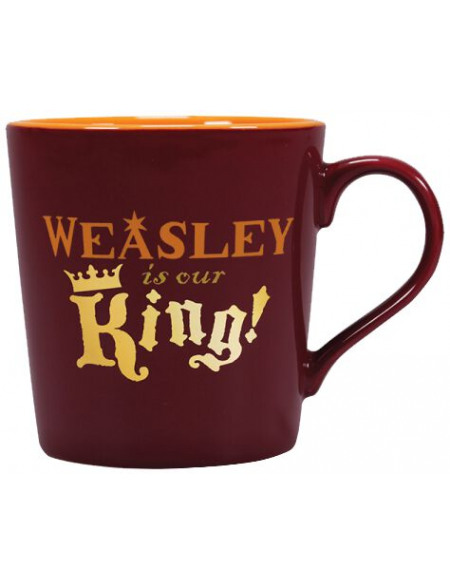 Harry Potter Weasley Is Our King! Mug multicolore