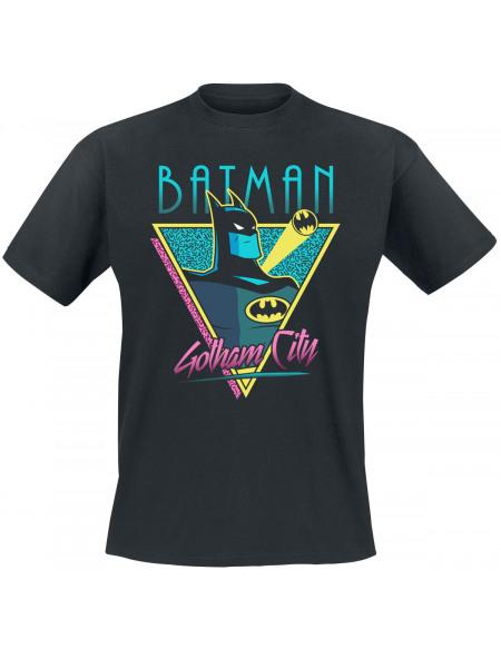 Batman Retro T-shirt noir