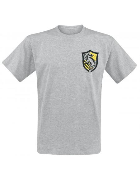 Harry Potter Poufsouffle T-shirt gris