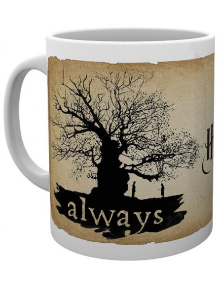 Harry Potter Always Mug multicolore