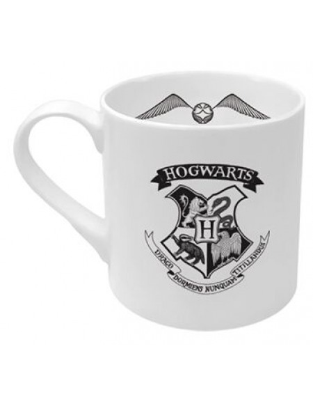 Harry Potter Poudlard Mug multicolore