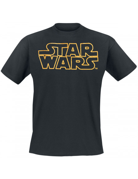 Star Wars Épisode 1 - La Menace Fantôme T-shirt noir