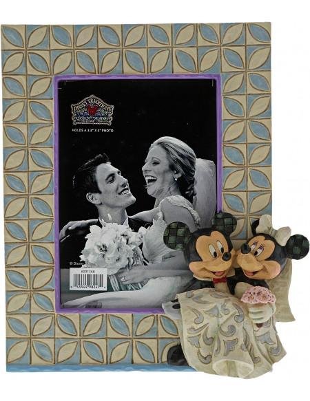Mickey & Minnie Mouse Mickey Et Minnie Cadre photo Standard