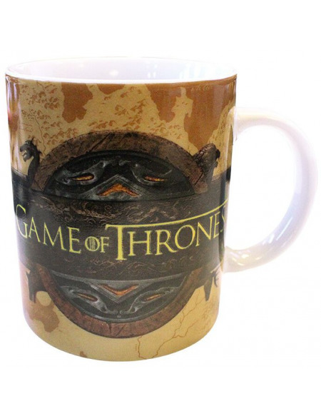 Game Of Thrones Logo Mug multicolore