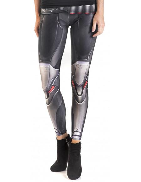 Overwatch Wild Bangarang - Reaper Cosplay Legging multicolore