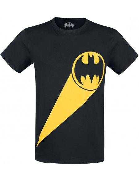 Batman Bat Signal T-shirt noir