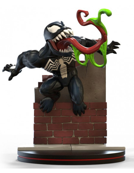 Venom (Marvel) Q-Figur Diorama Figurine de collection Standard