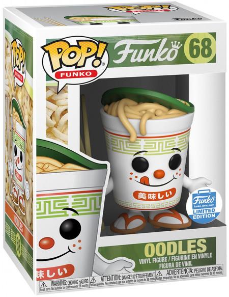 Fantastik Plastik Oodles (Funko Shop Europe) - Funko Pop! n°68 Figurine de collection Standard