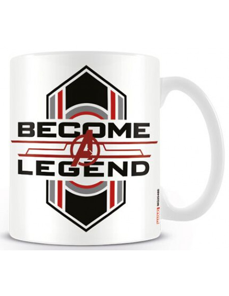Avengers Endgame - Become A Legend Mug multicolore
