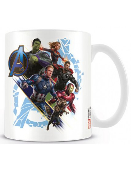 Avengers Endgame - Attaque Mug multicolore