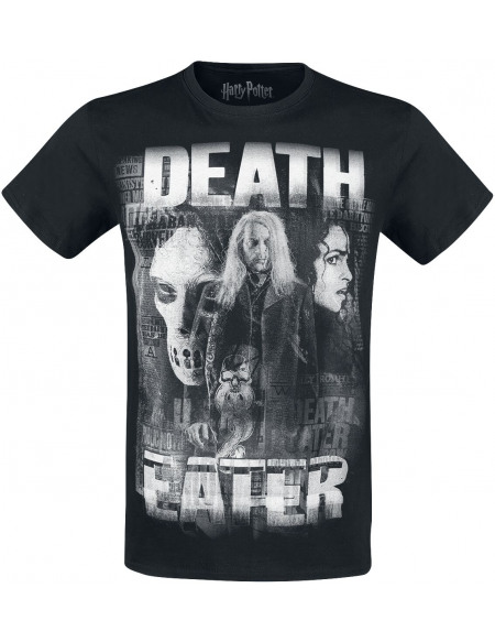 Harry Potter Death Eater T-shirt noir