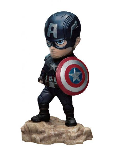 Avengers Avengers Endgame - Captain America - Mini Egg Attack Figurine de collection Standard