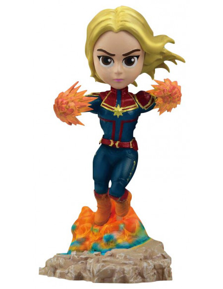 Avengers Avengers Endgame - Captain Marvel - Mini Egg Attack Figurine de collection Standard