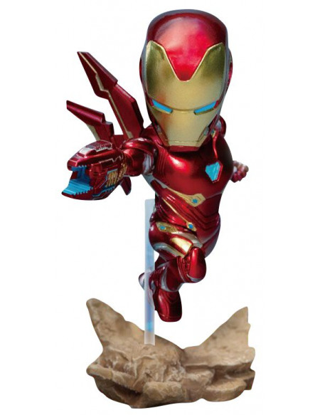 Avengers Avengers Endgame - Iron Man Mark 50 - Mini Egg Attack Figurine de collection Standard