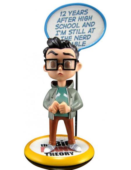 The Big Bang Theory Leonard Hofstadter - Q-Figur Figurine de collection Standard
