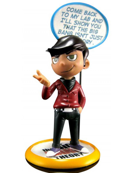 The Big Bang Theory Howard Wolowitz - Q-Figur Figurine de collection Standard