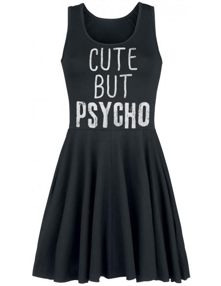 Cute But Psycho Robe noir