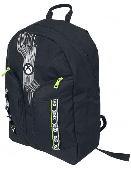 X-BOX The X Backpack Sac à Dos noir/blanc