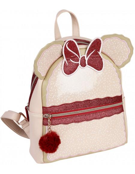 Mickey & Minnie Mouse Danielle Nicole - Sac à Dos Minnie Iced Vovo Sac à Dos rose clair