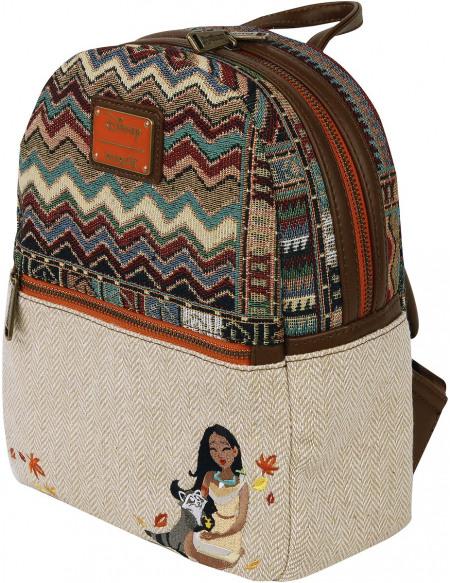 Pocahontas Loungefly - Pocahontas Sac à Dos multicolore