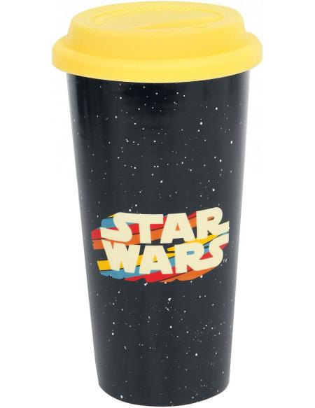 Star Wars Millennium Falcon Gobelet multicolore