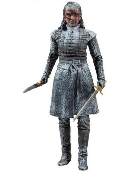 Game Of Thrones Figurine D'Action - Arya Stark À Port-Réal Figurine articulée Standard