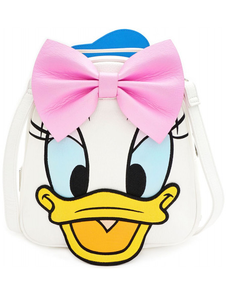 Mickey & Minnie Mouse Loungefly - Donald & Daisy Sac à Dos multicolore