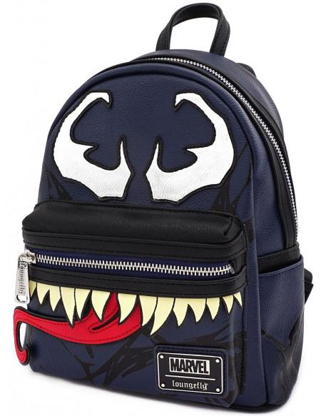 Venom (Marvel) Loungefly - Venom Sac à Dos noir