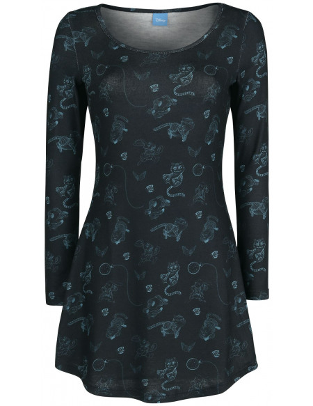 Alice Au Pays Des Merveilles The Void Robe multicolore