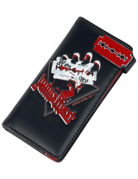 Judas Priest British Steel Portefeuille Standard