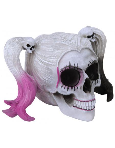 Nemesis Now Little Monster Crâne décoratif Standard