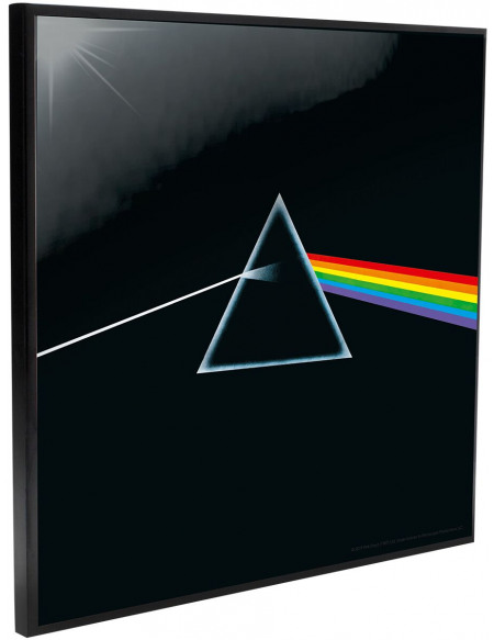 Pink Floyd Dark side of the Moon - Crystal Clear Picture Photo murale Standard